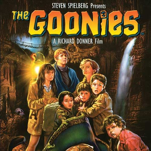 The Goonies Astoria Young Explorers Womens Vest